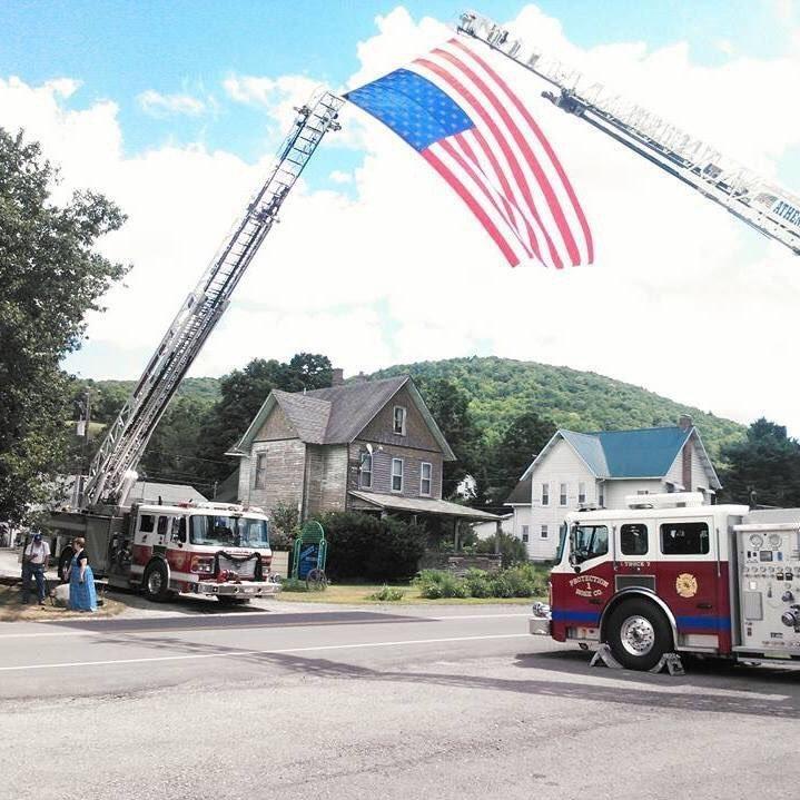 Wysox Volunteer Fire Company