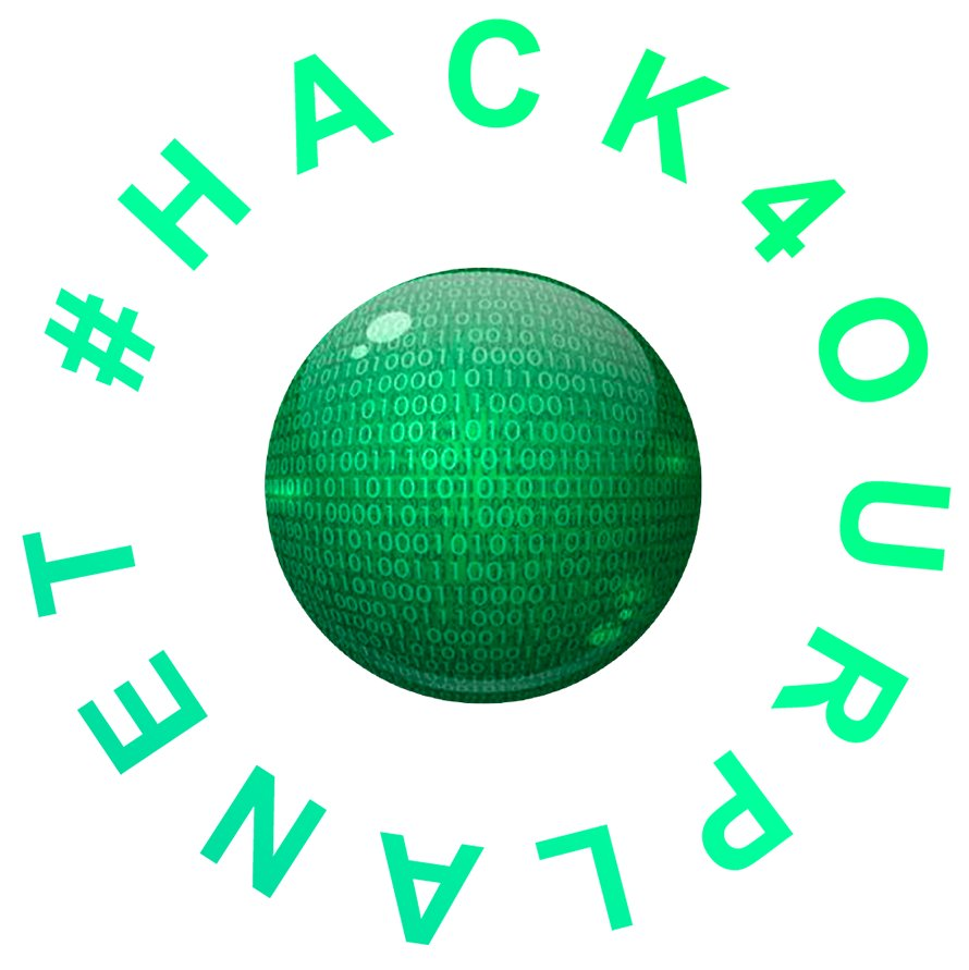 @Hack4OurPlanet