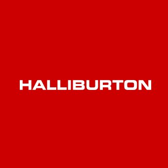 @Halliburton