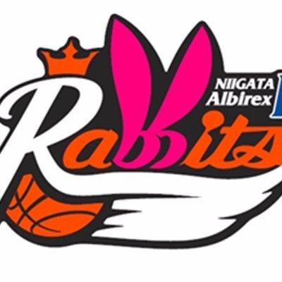 新潟アルビレックスbbラビッツ nabb rabbits twitter
