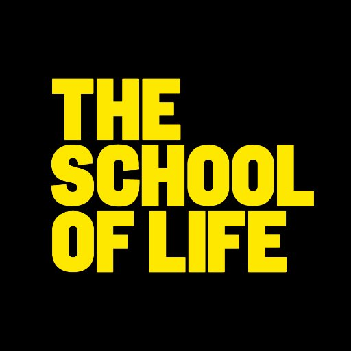 The School of Life obat overthinking