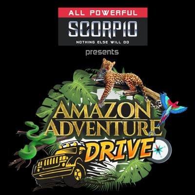 Amazon Adventure Drive