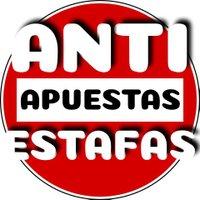 ANTI ESTAFAS/VENDEHUMOS/LUDOPATAS EN LAS APUESTAS