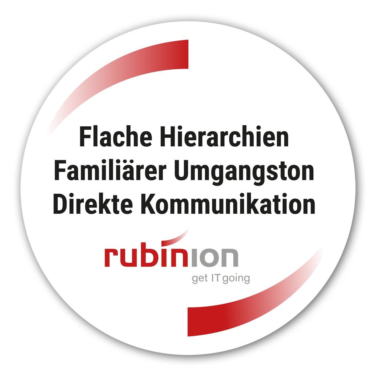 rubinion ag - Sap Bewerbung