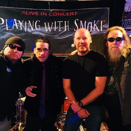 Playing With Smoke Band