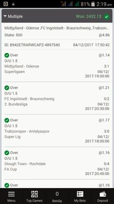 2-5 SURE ODDS DAILY (@25SUREODDSDAIL1) | Twitter