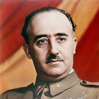 The life and leadership of francisco franco