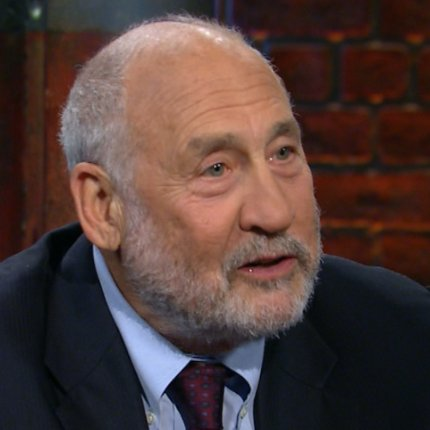 Joseph Stiglitz [Fan Account]