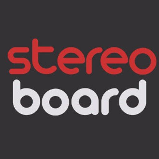stereo bord