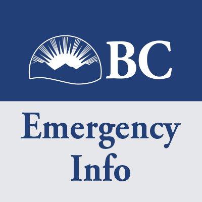 Emergency Info BC (@EmergencyInfoBC) Twitter profile photo