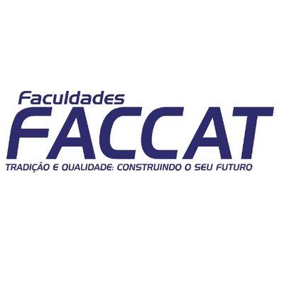 5ffb9dbaf330 Faculdades FACCAT on Twitter: