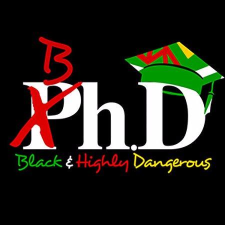 Black & Highly Dangerous Podcast ®️