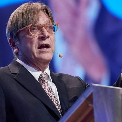 Guy Verhofstadt on Twitter