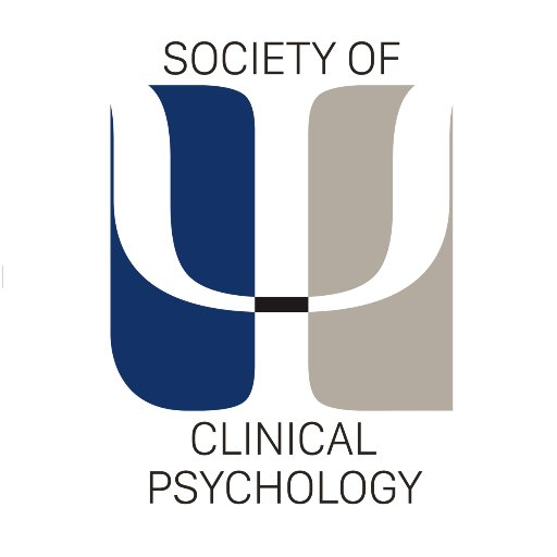 Society of Clinical Psychology / APA Div  12 on Twitter: