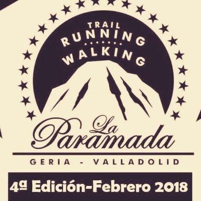 Resultado de imagen de TRAIL LA PARAMADA 2018