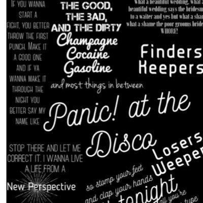 Panic At The Disco Quotes Mesmerizing Media Tweets By Panic At Disco Quotes DiscoQuotes Twitter
