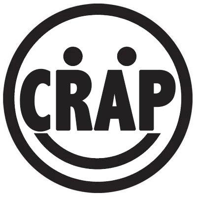 It's Crap That
