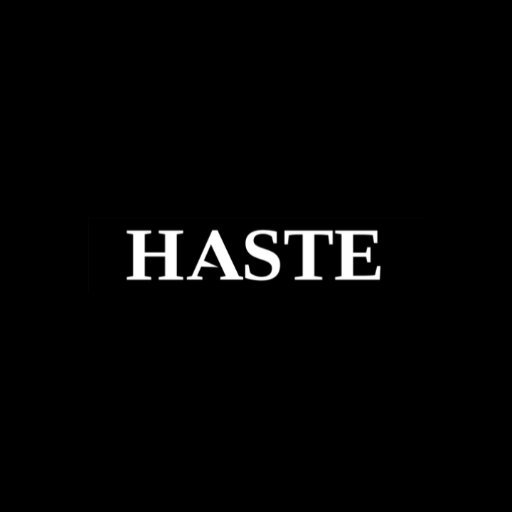 @hasteevents