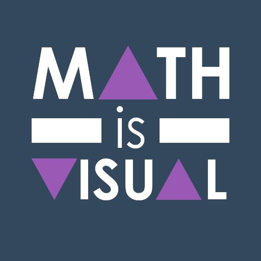 26a50a5fc936 Math Is Visual on Twitter: