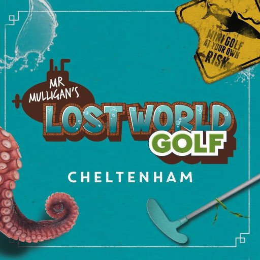 Image result for mr mulligans crazy golf cheltenham