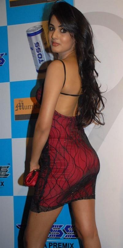Ass in saree pics