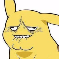 Pikachu sex face
