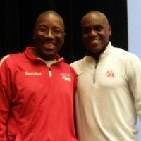 Coach Demetrius Clark