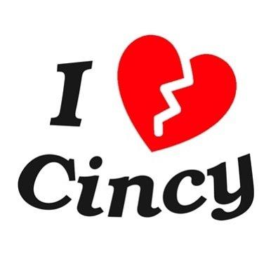 Cincinnati  💔