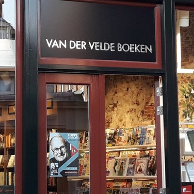 Vd velde boekhandel