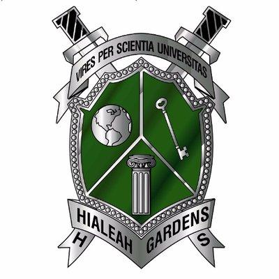 Hialeah Gardens High (@hghs_gladiators)   Twitter
