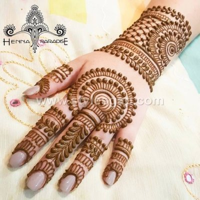 Mehndi Designs On Twitter Simple Henna Designs How To Make Fast
