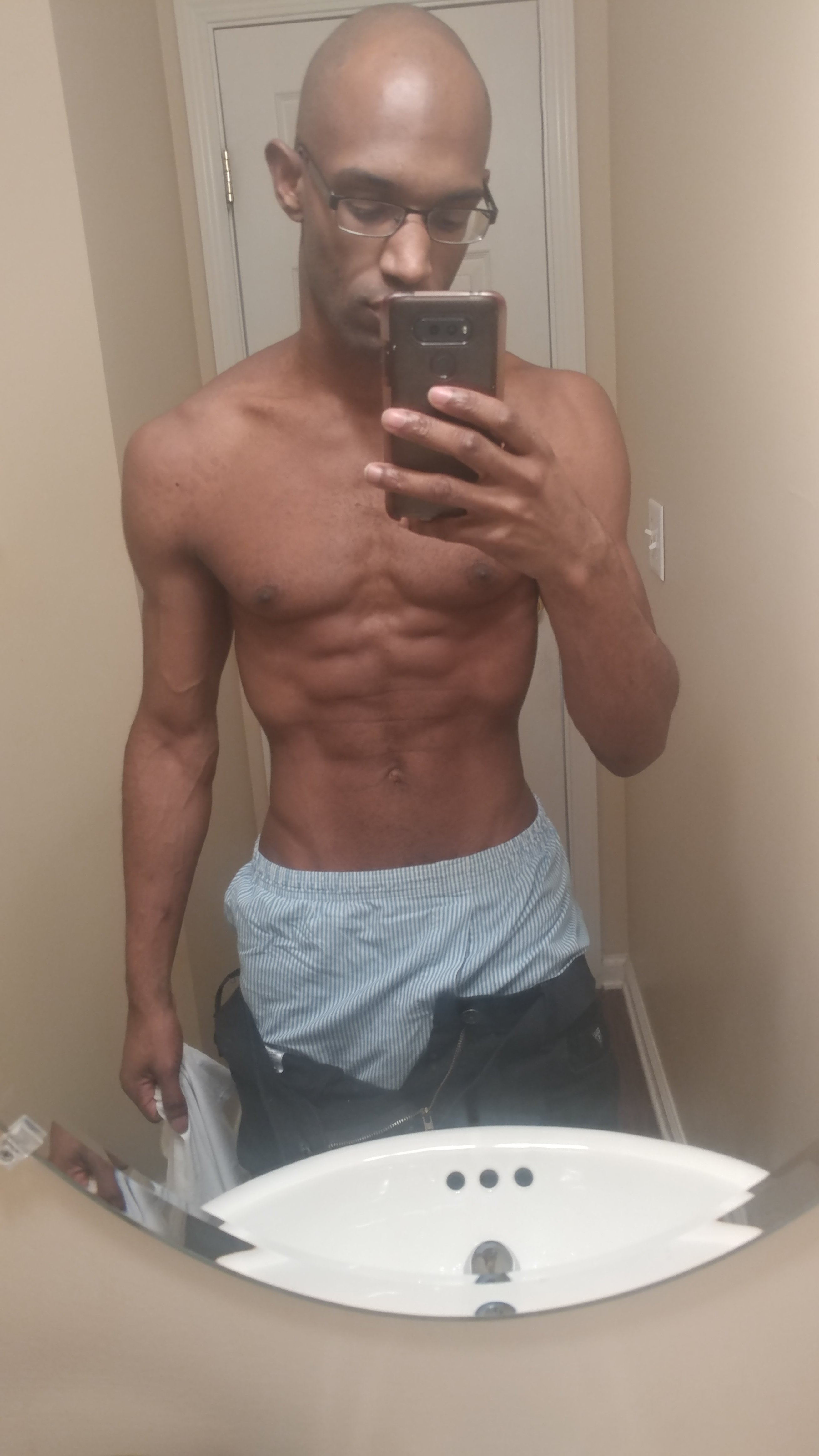 long dick selfie