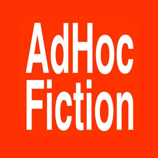 Ad Hoc Fiction (@AdHocFiction )