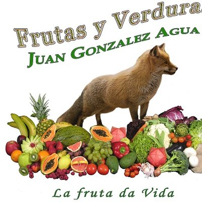 dieta frutas verduras y agua