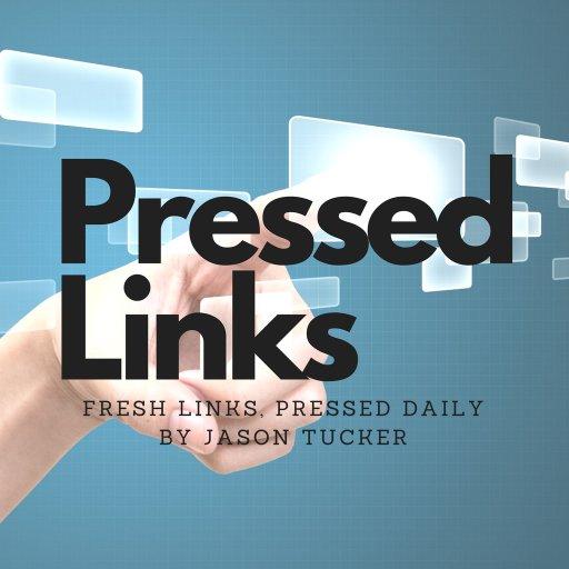 Avatar of pressed links