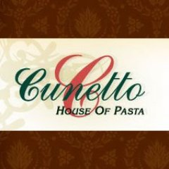 Cunetto House of Pasta (@CunettoPasta) Twitter profile photo