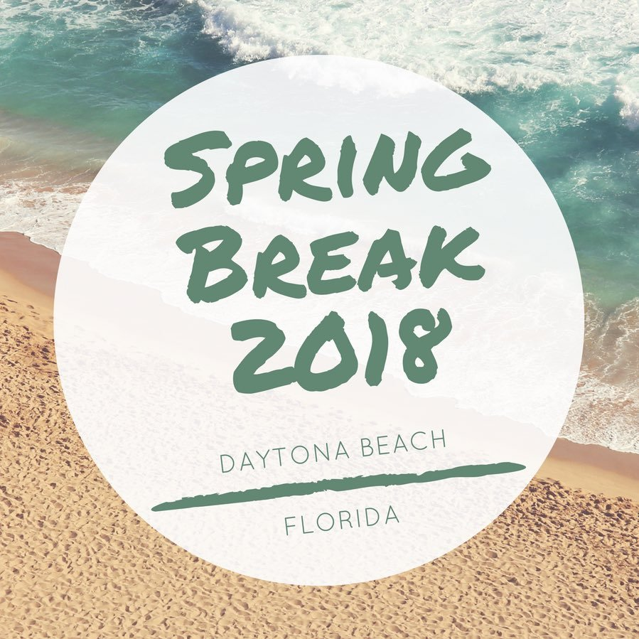 Daytona Spring Break 2018