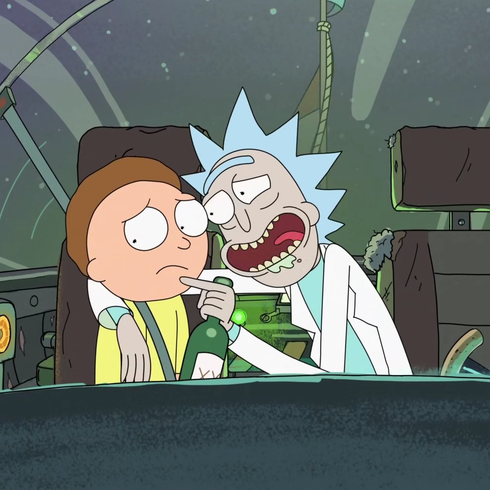 Best Rick And Morty Quotes: Rick And Morty Quote Of The Day (@RickMortyQOTD)
