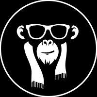 Mono con Bufanda