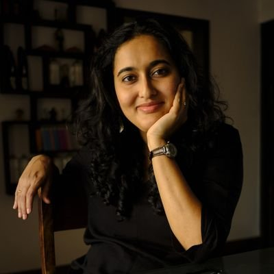 Vedashree Khambete-Sharma (@theotherveda )