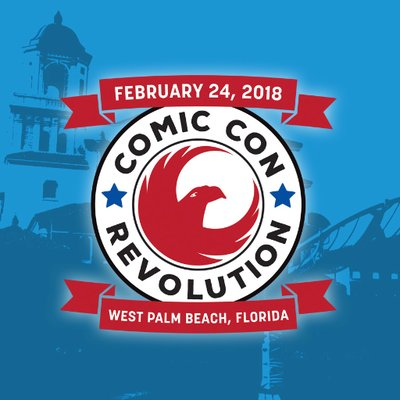 Comic Con Rvltn WPB on Twitter: