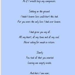 Poems short soulmate Love Poem