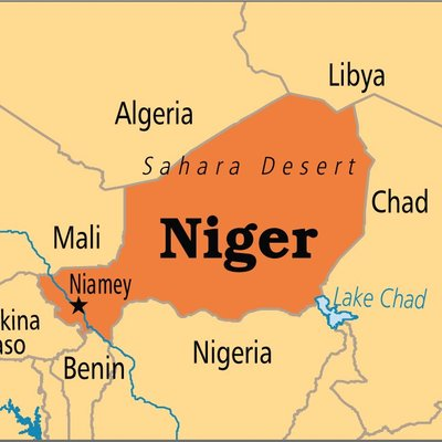 Připojte stránky Nigérie