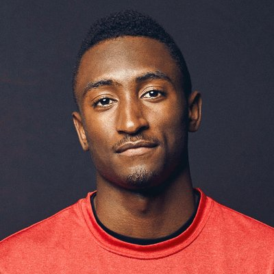 The 25-year old son of father (?) and mother(?) Marques Brownlee in 2019 photo. Marques Brownlee earned a  million dollar salary - leaving the net worth at  million in 2019