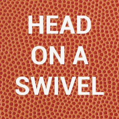 Head On A Swivel on Twitter: