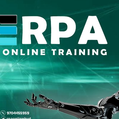 rpaonlinetraining on Twitter: