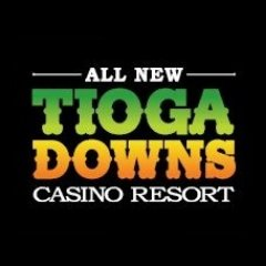 Image result for TIOGA DOWNS LOGO
