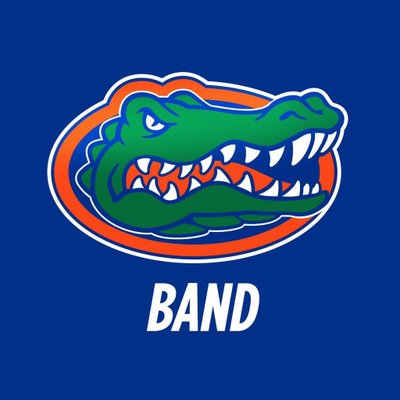 Gator Marching Band (@UFGatorBand) Twitter profile photo