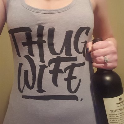 A drunk is wife Living With