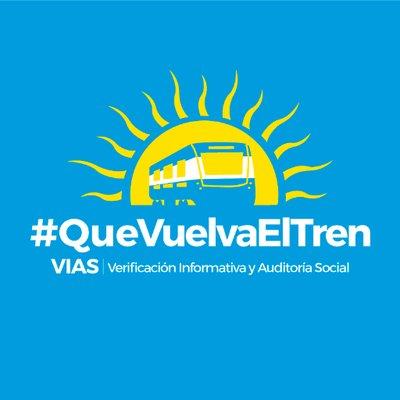 #QueVuelvaElTren